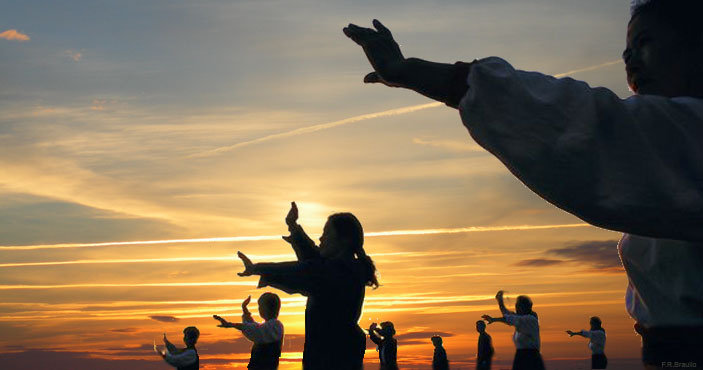 Which tai chi form to learn first